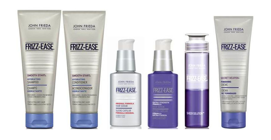 John Frieda Hair Care Short And Sweet La