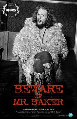 FILM: Beware of Mr. Baker