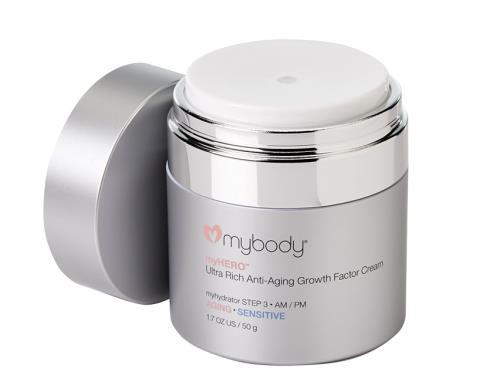 mybody ultra rich anti aging cream