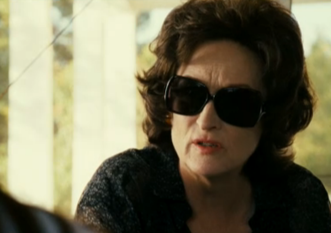 Meryl Streep discusses her new film August: Osage County
