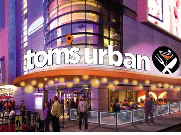 Toms urban