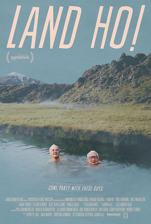 LAnd Ho poster