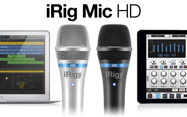 iRig MIC HD