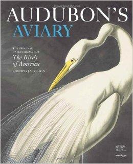 Audubon's Aviary book
