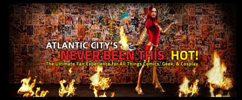 Atlantic City Comic Con