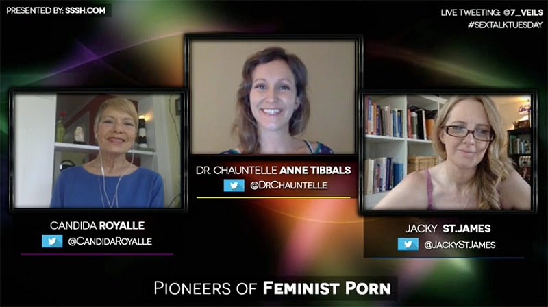 Pioneers of Feminist Porn