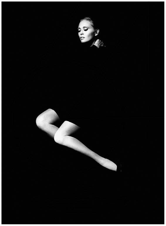 Faye Dunaway (1967). Photo credit: Jerry Schatzberg