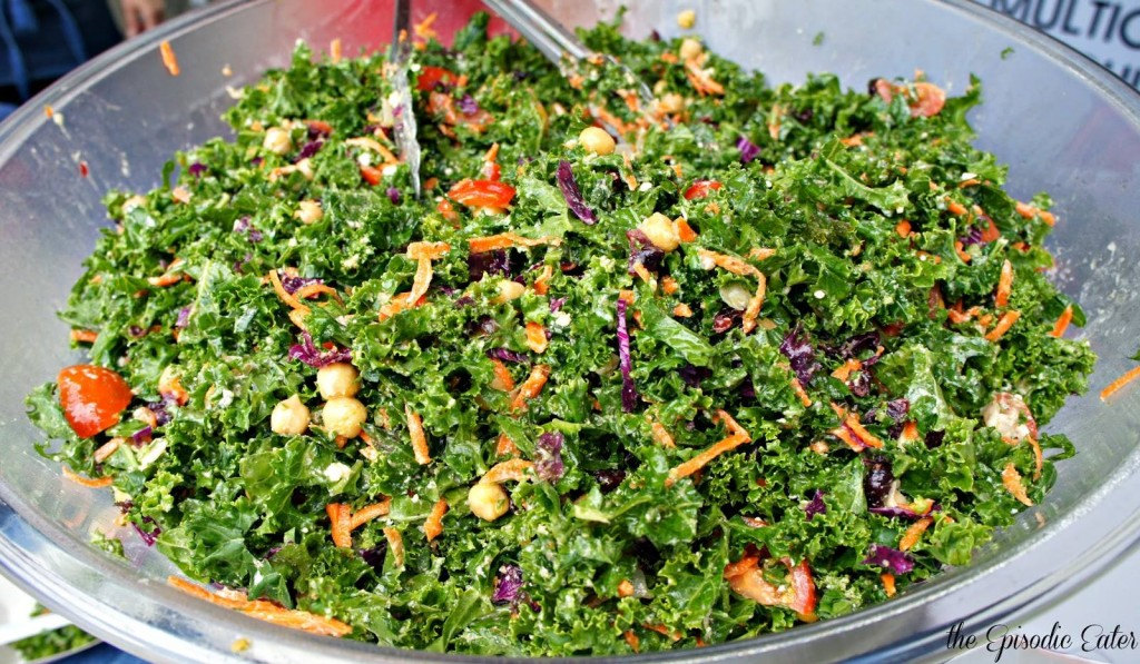 Doma Kitchen's Kale Salad