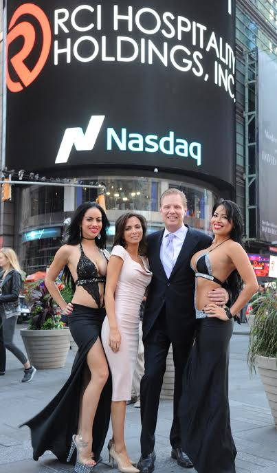 Ricks Cabaret NASDAQ
