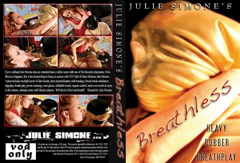 Julie Simone Breathless